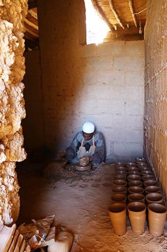 marocain potter, Morocco