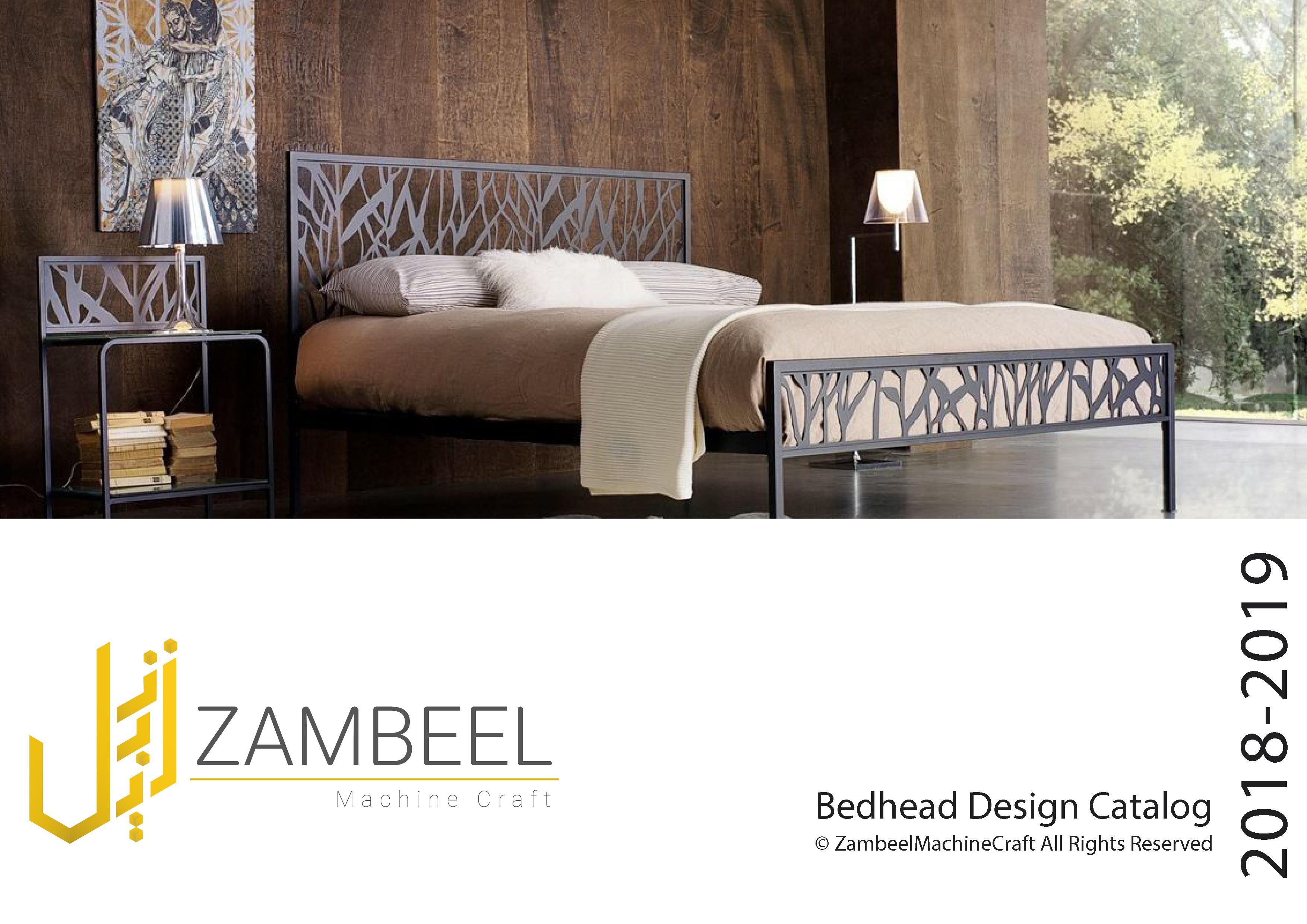 Zambeel Machine Craft Interior Design Catalogs
