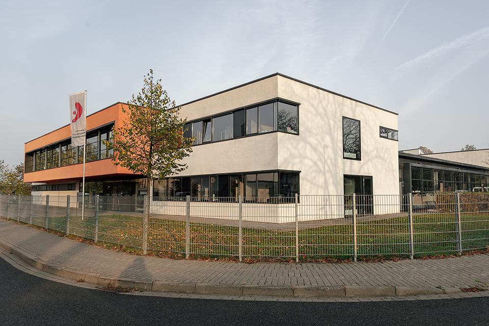 LHWS – Standorte Werkstatt Aschaffenburg