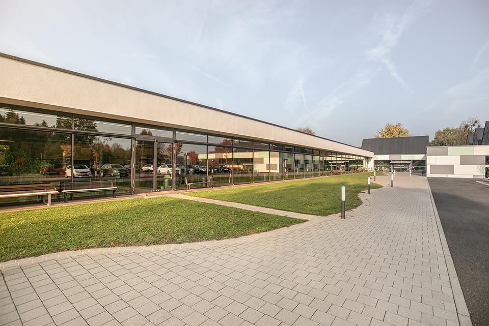 LHWS – Standorte Werkstatt Schmerlenbach