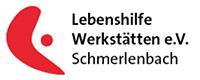 Lebenshilfe Werkstätten e. V. Schmerlenbach Logo