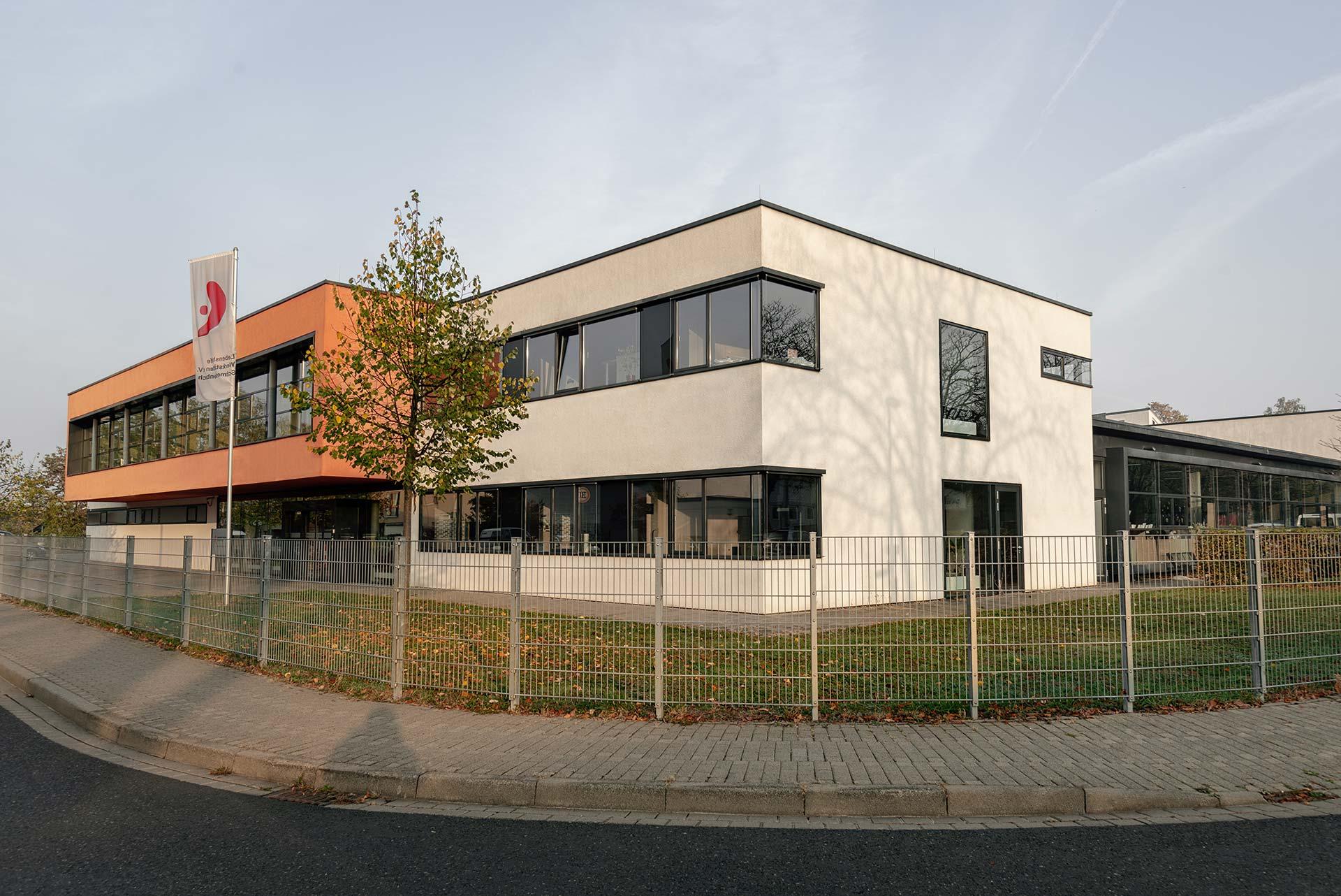 LHWS – Standort Werkstatt Aschaffenburg