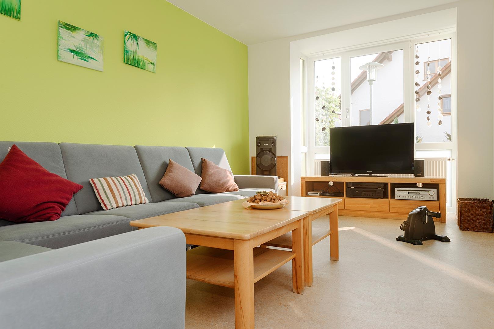 LHWS – Gemeinschaftliches Wohnen, Savignystraße