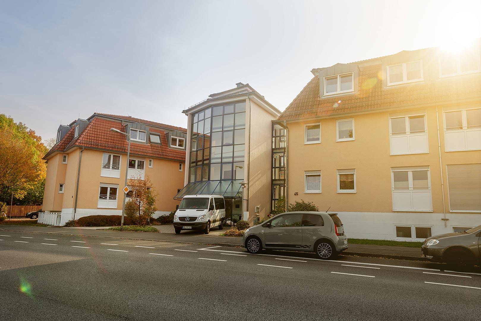 LHWS – Gemeinschaftliches Wohnen, Spessartstraße