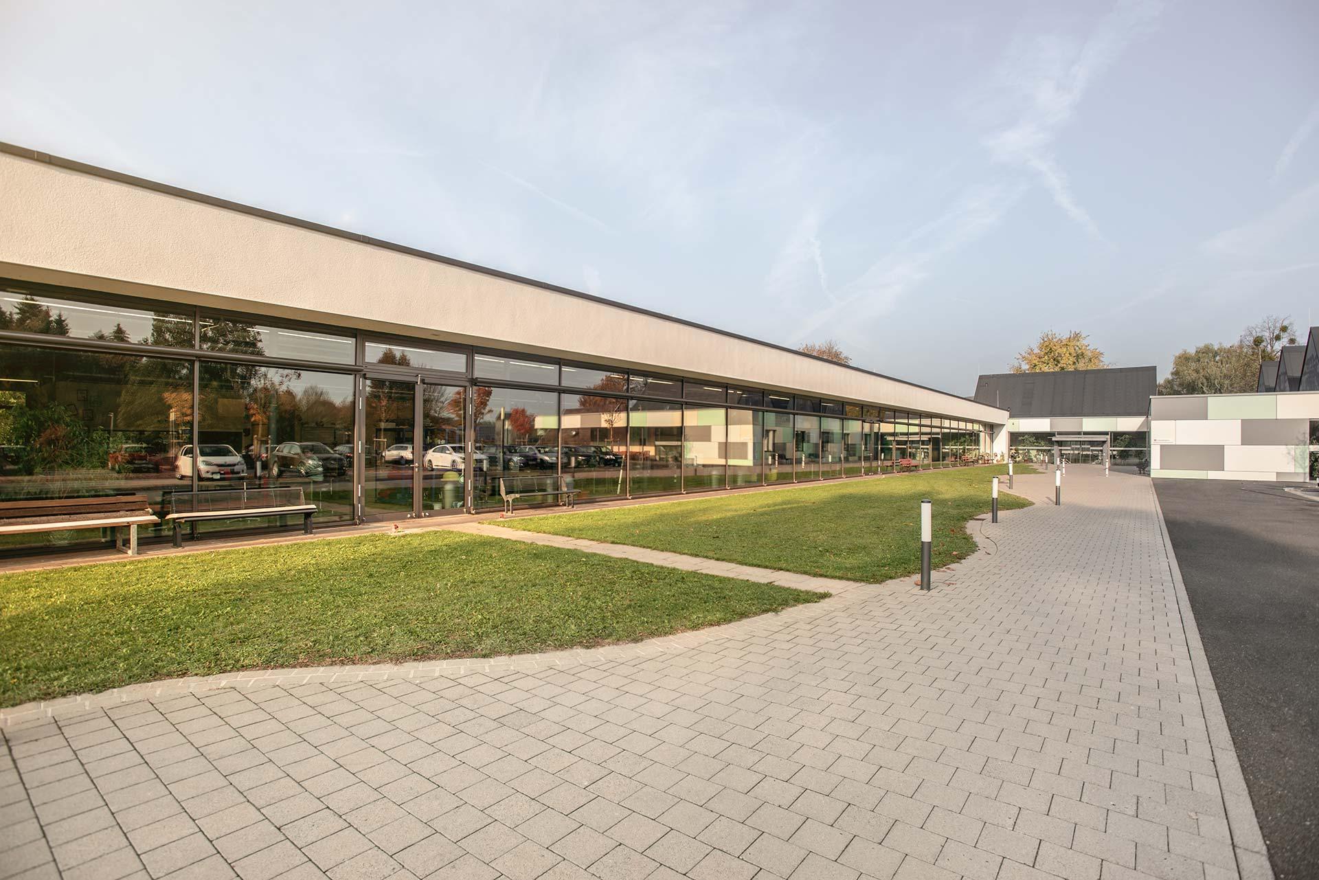 LHWS – Standort Werkstatt Schmerlenbach