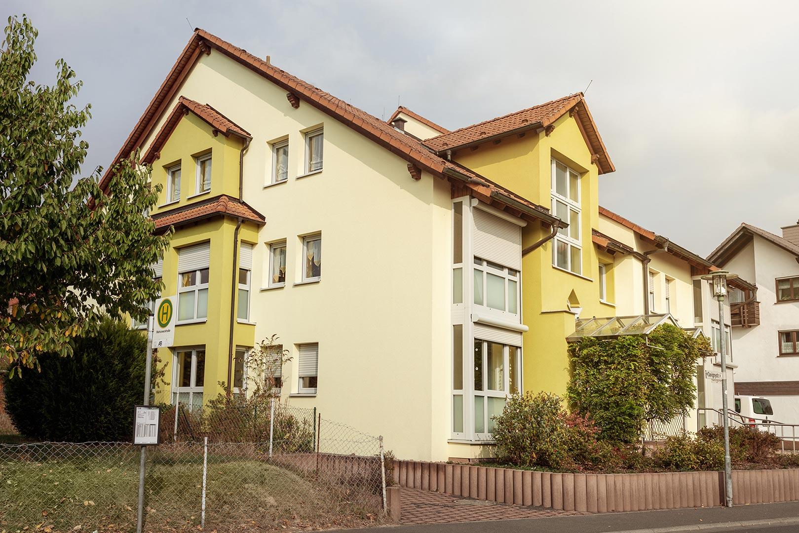 LHWS – Standort Gemeinschaftliches Wohnen Savignystraße