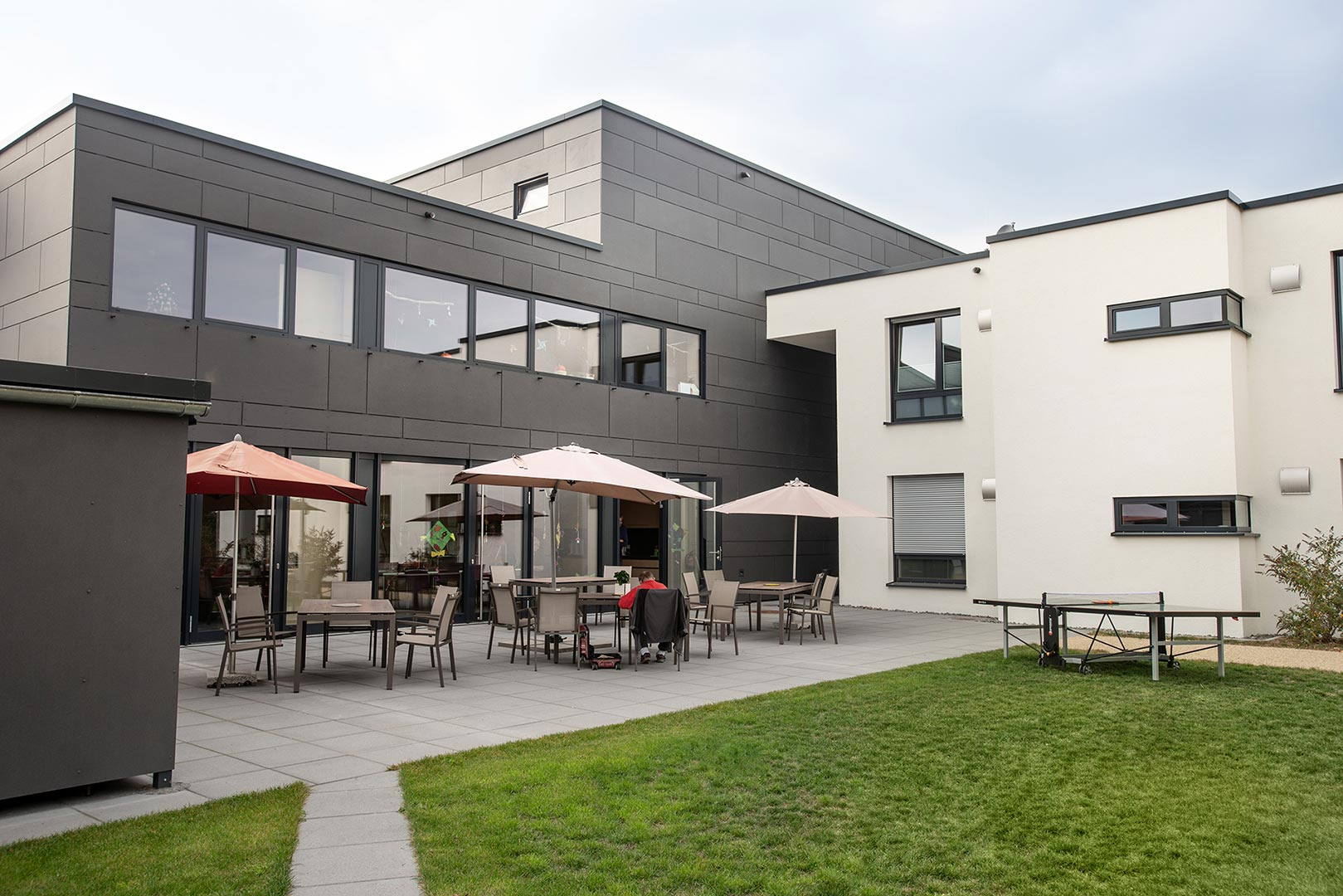 LHWS – Standort Gemeinschaftliches Wohnen Großostheim