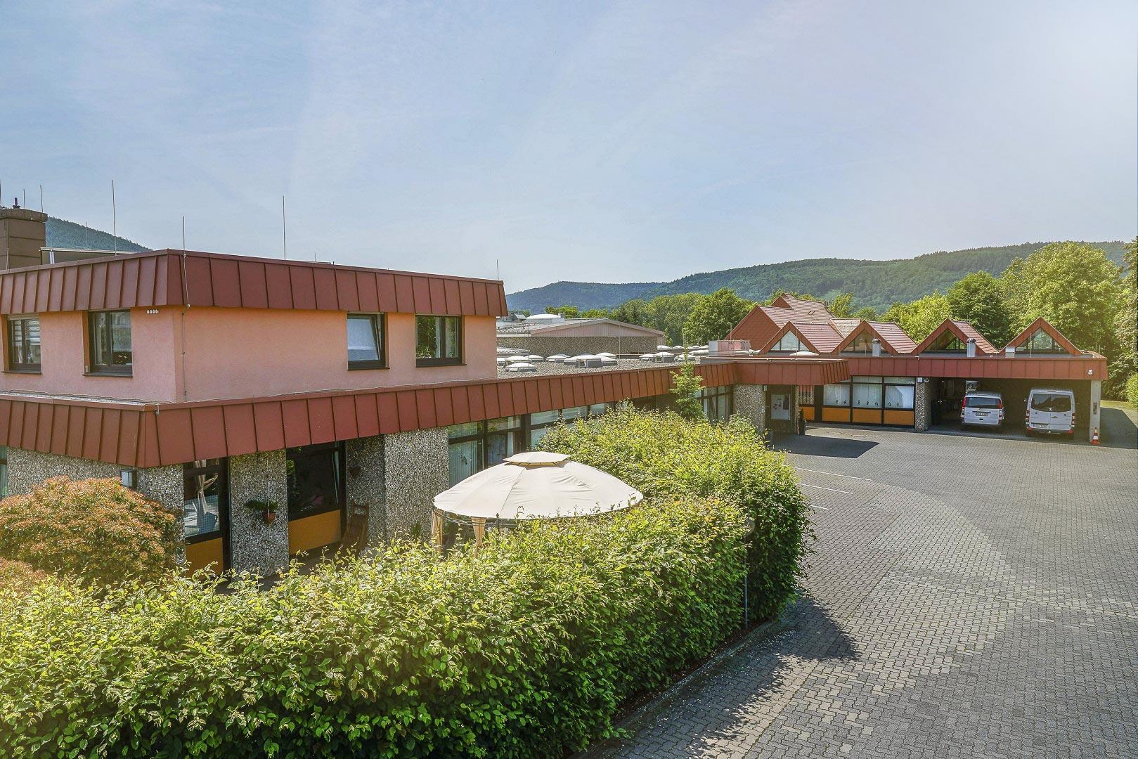 LHWS – Standort Werkstatt Großheubach
