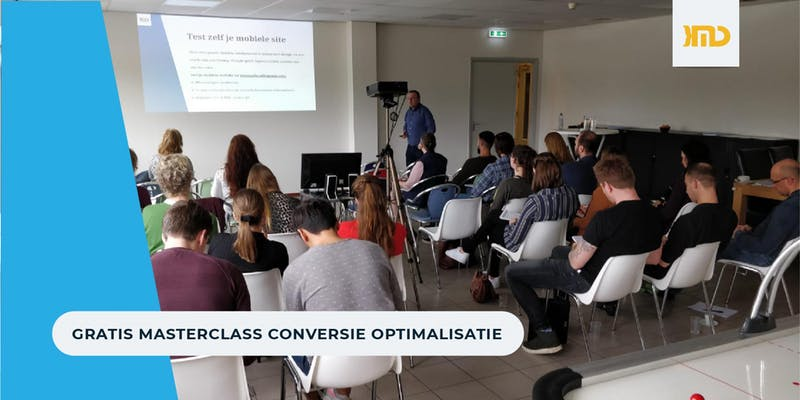 Masterclass Conversie Optimalisatie