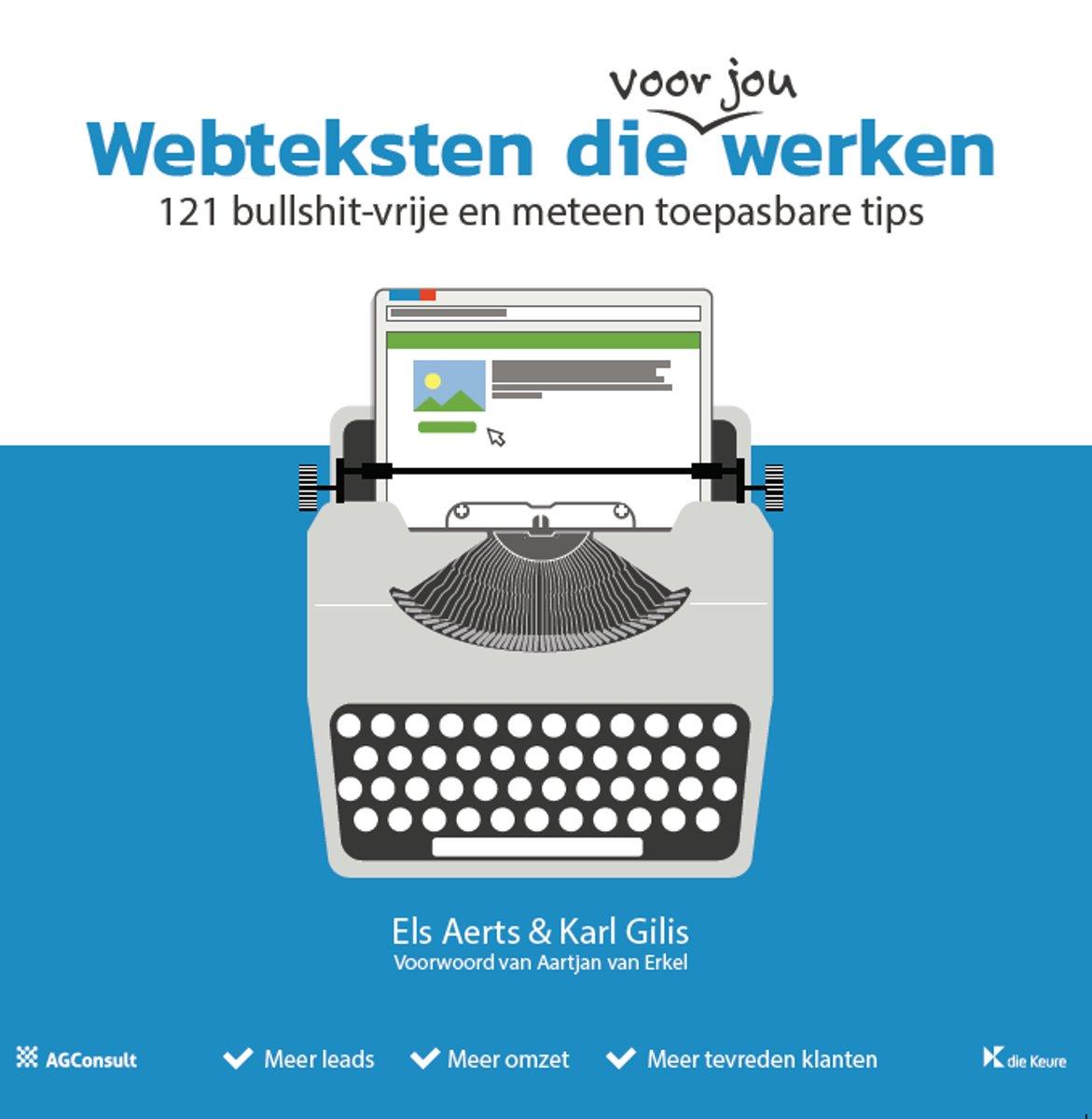 Webteksten die werken