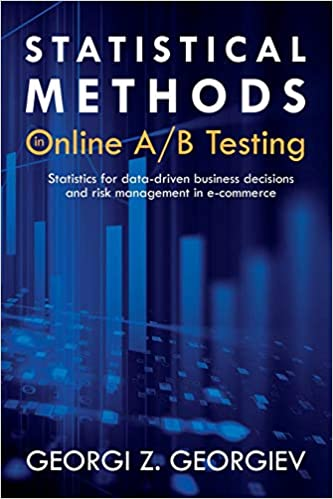Statistical Methods in Online A/B Testing