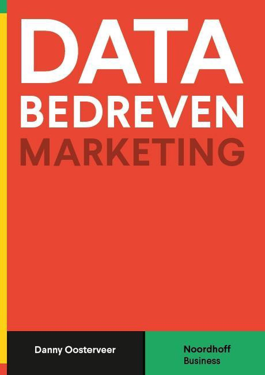 Data Bedreven Marketing