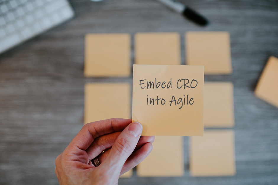 How to embed experimentation into Agile product development