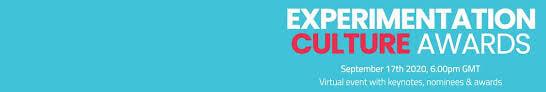 Experimentation Culture Awards