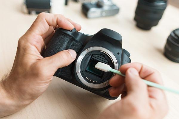 Camera Repairs, Clean & Check