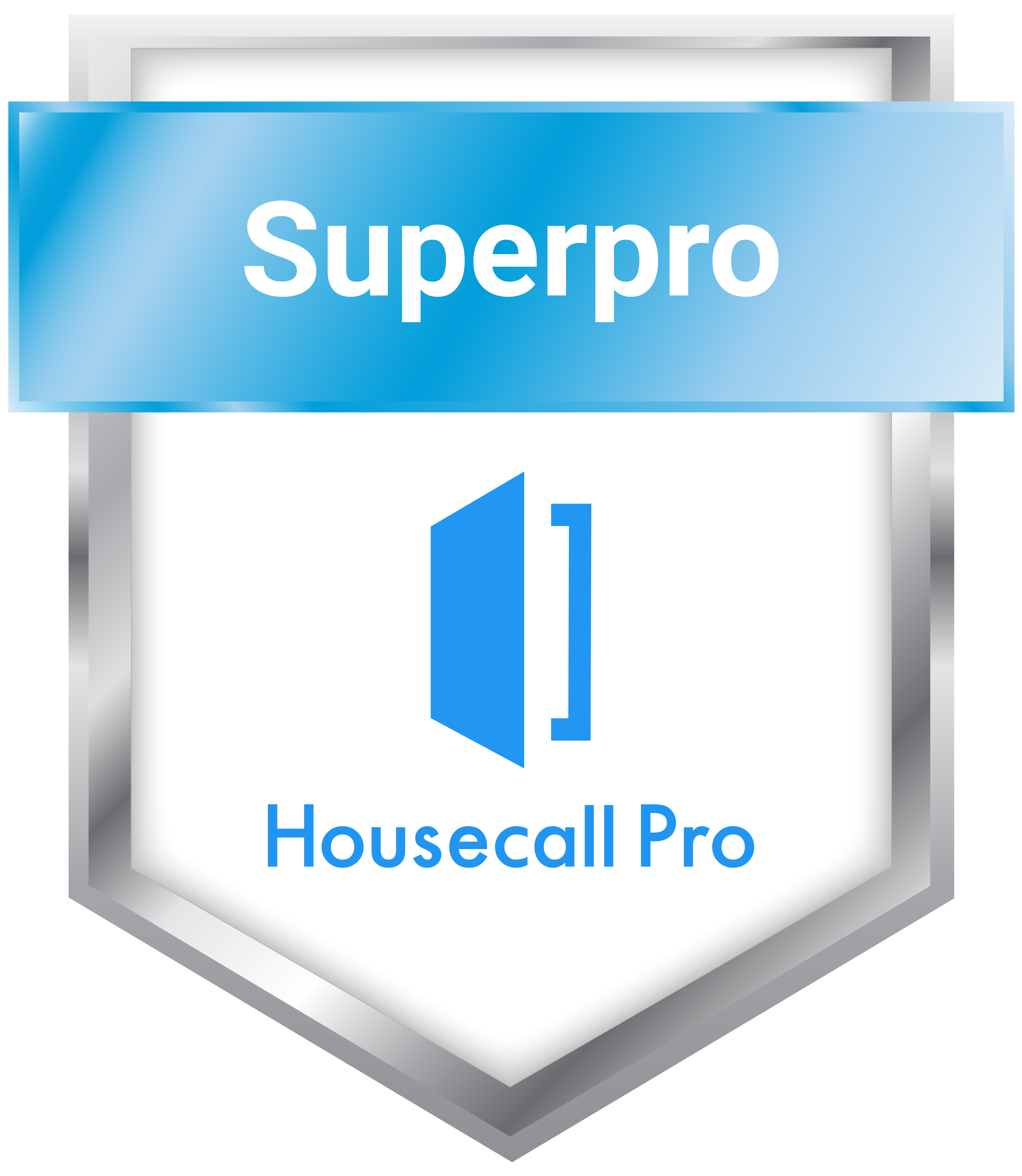 We are proud winners of the Superpro badge