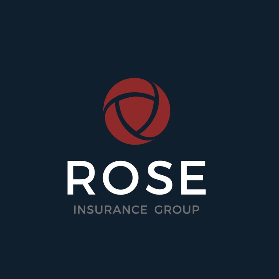 Rose Insurance Branding