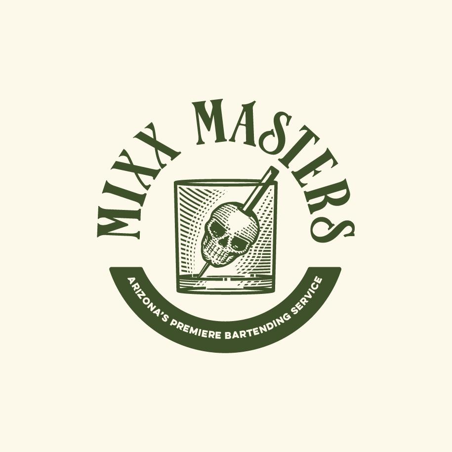 Mixx Masters Branding