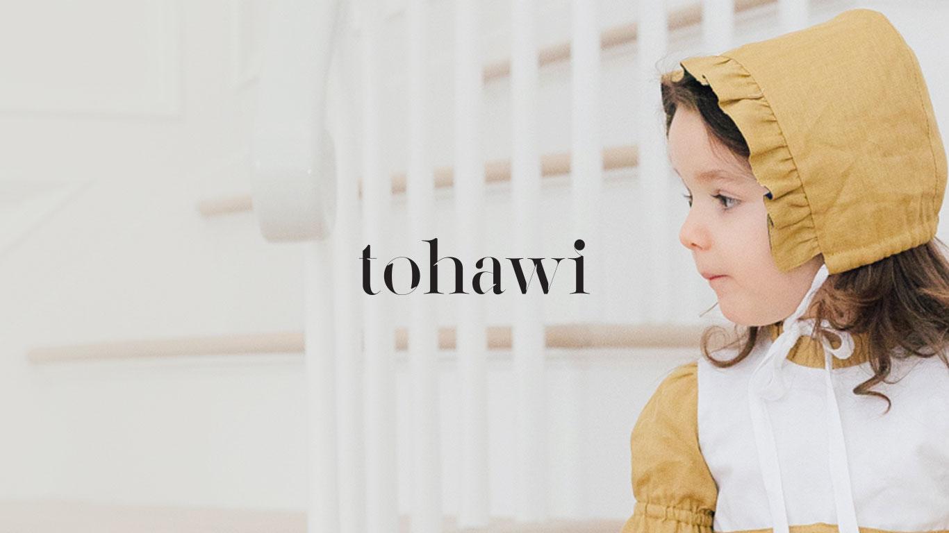 Tohawi - NYC matching children's clothing brand