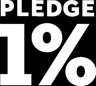 One percent pledge