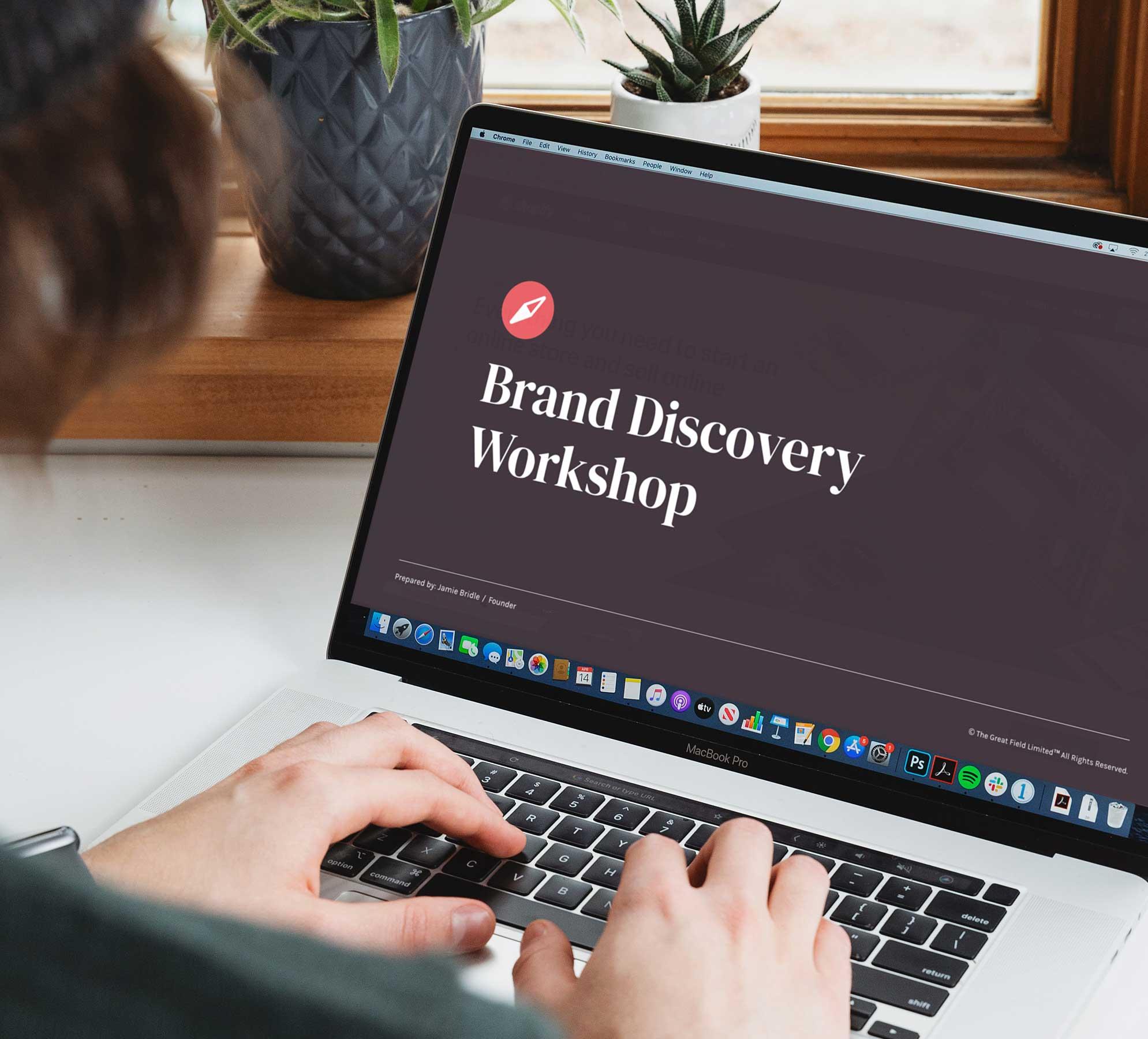 Brand workshops