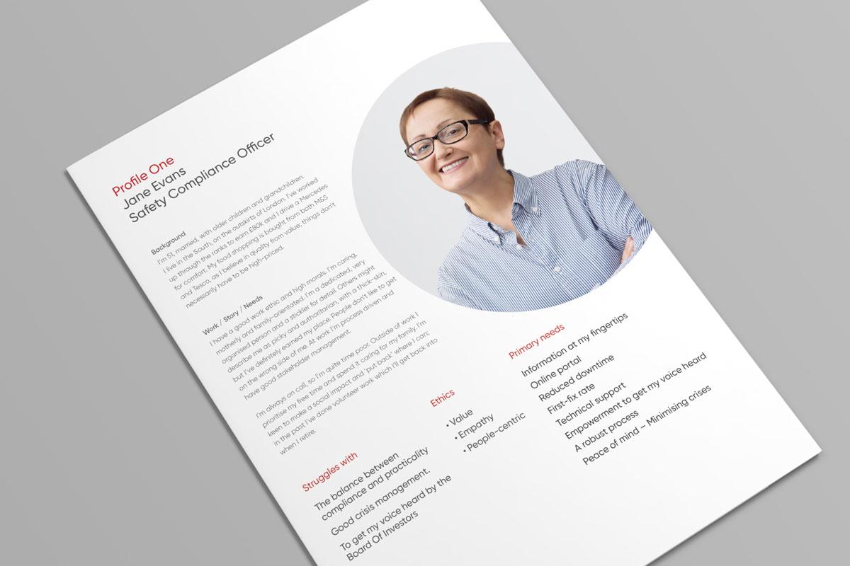 Ideal customer profiles at The Great Field, North Devon