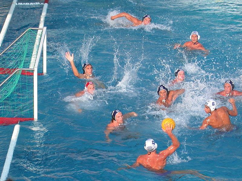 WasserballTornetz 3x1x0,8x0,8 m