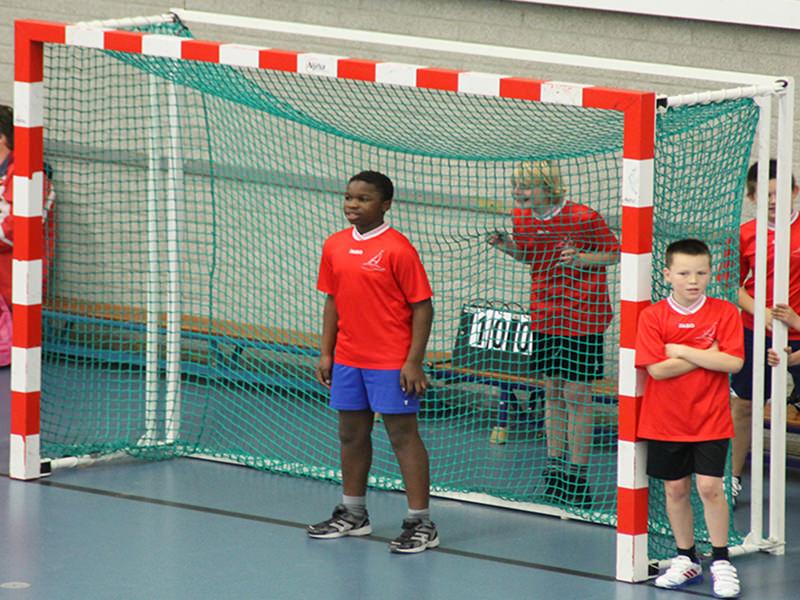 HallenfußballTornetz 3x2x0,5x0,5 m