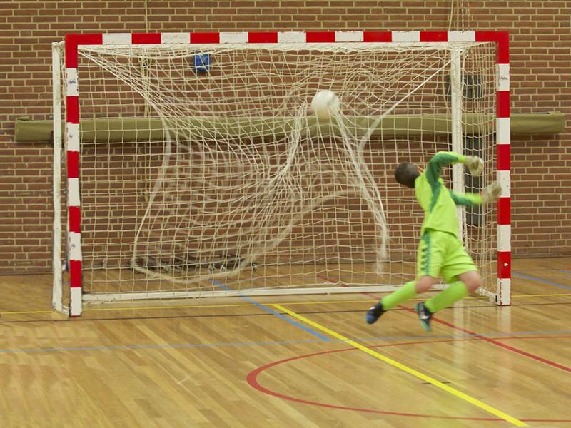HallenfußballFangnetz 3x2 m