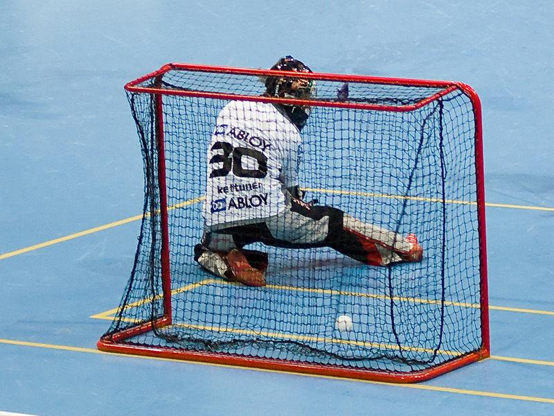 FloorballTornetz 1x0,75x0,4x0,6 m