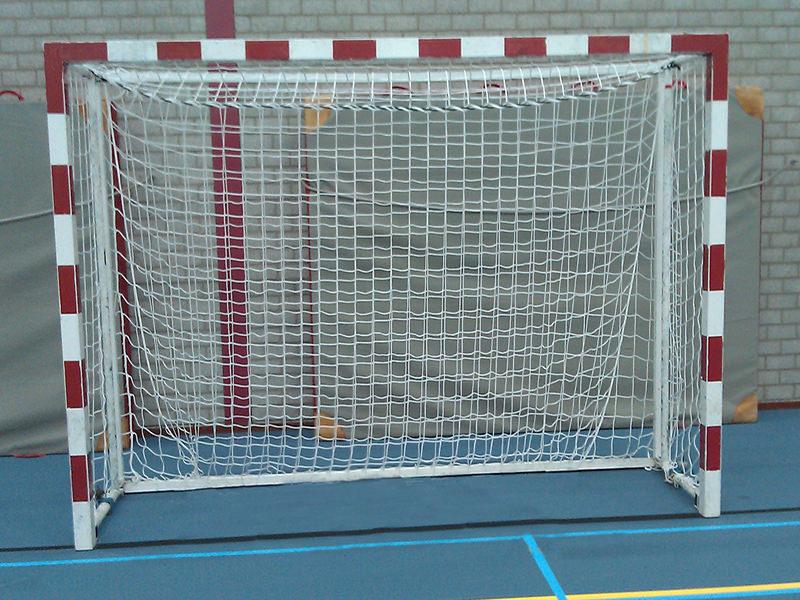 HallenfußballTornetz 3,1x2x1x1 m