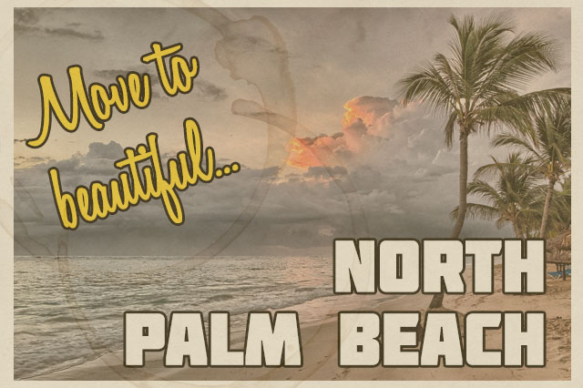 Move to beautiful North Palm Beach