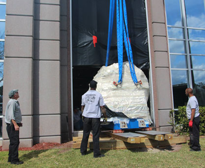 MRI rigging