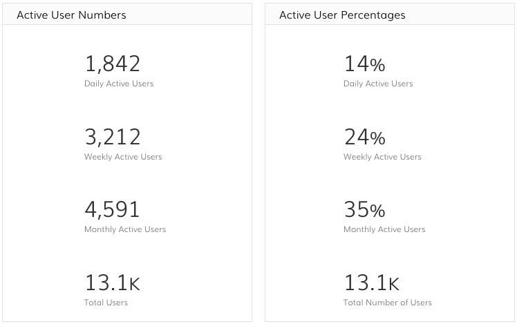 Active Users Metrics