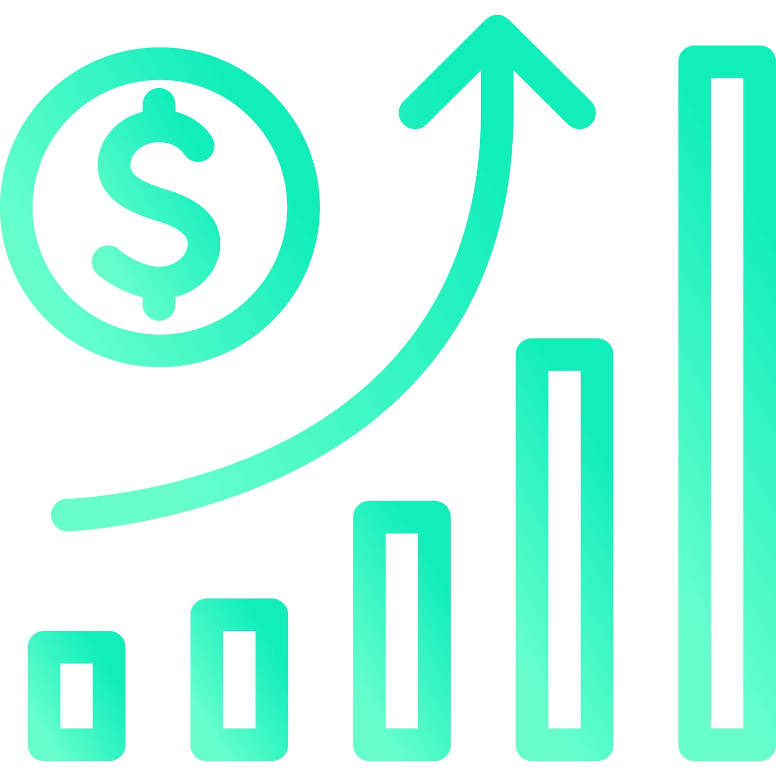 Track your opportunity conversions on a Grow sales dashboard.
