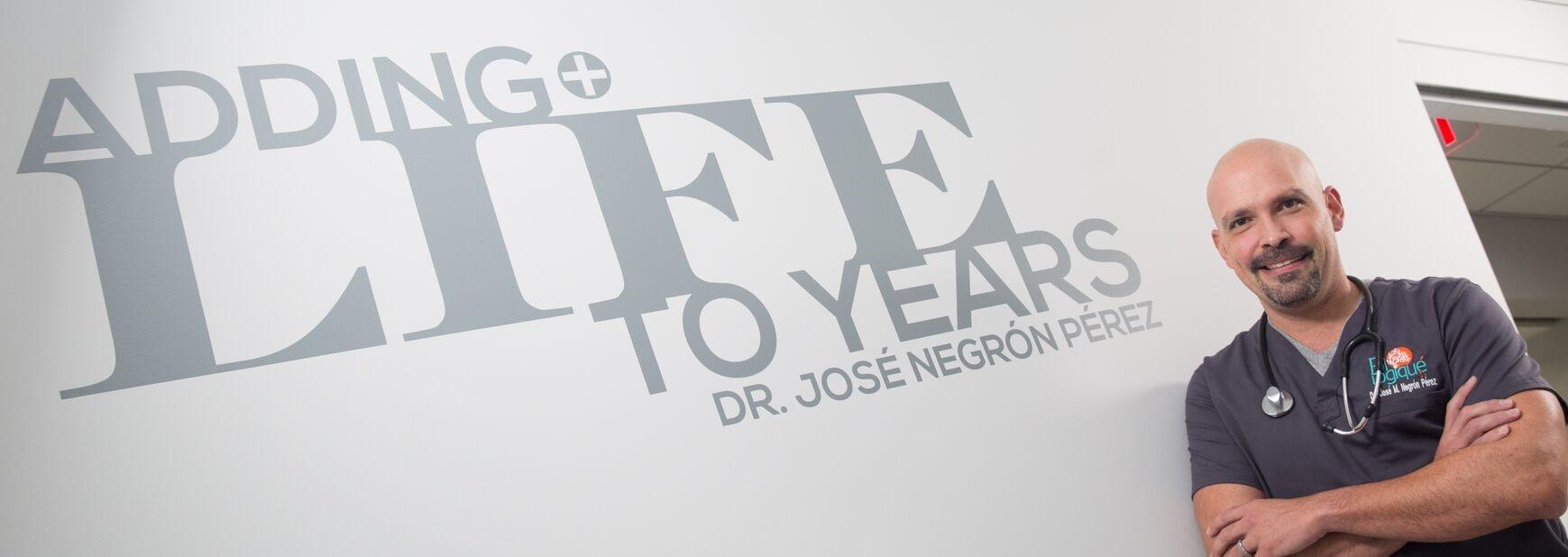 Dr. José Negrón Pérez