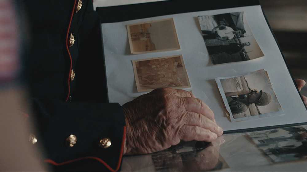 Lest We Forget Memorial Day short film by Courtis Merry.