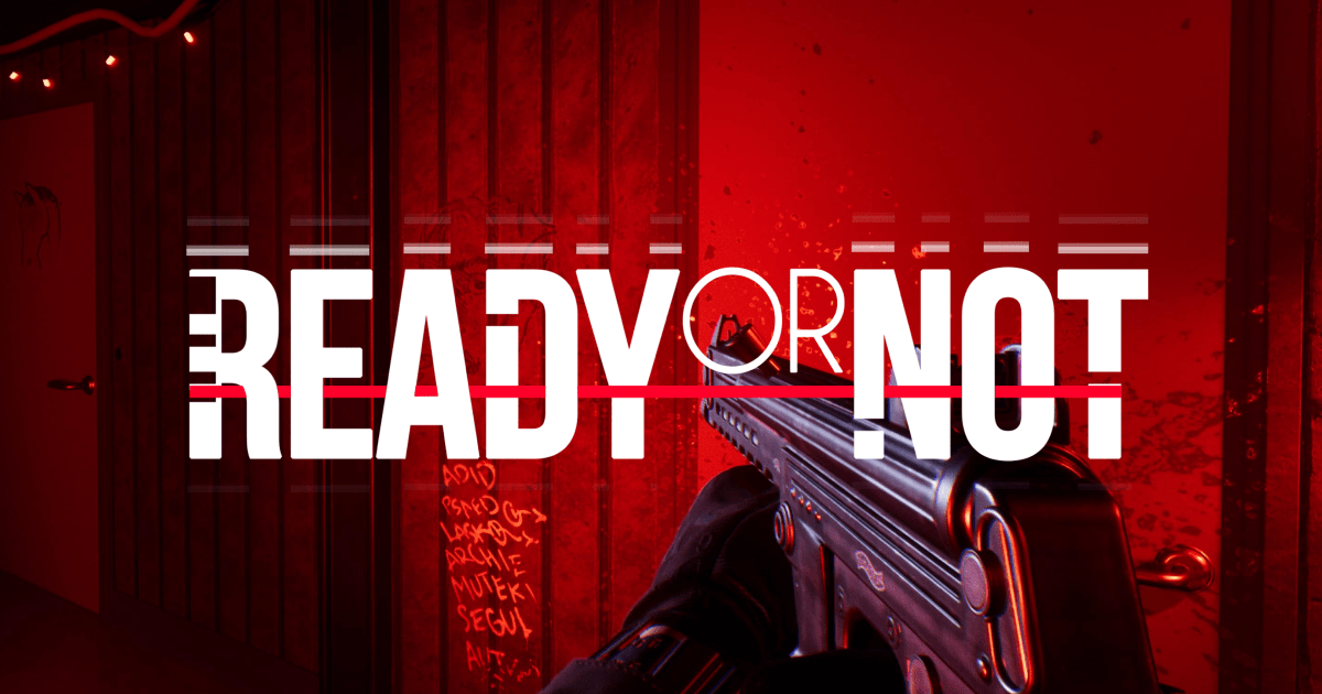 Ready Or Not | VOID Interactive Ltd