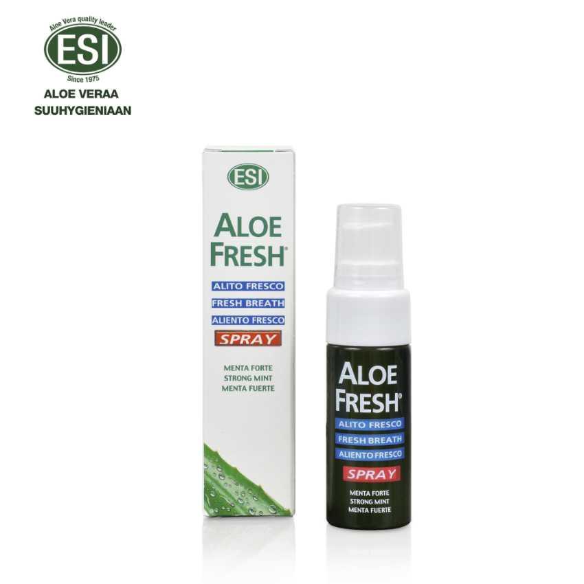 Aloe Fresh -suusuihke