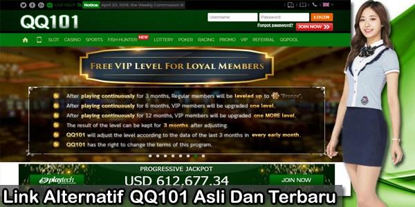 Alternatif Link Qq101
