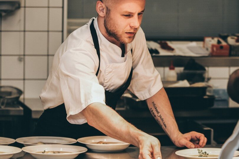 Chef Jacob Pearce joins Cullen