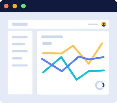 A photo of Sampoll's robust reporting dashboard that measures customer sentiment and other important customer metrics for your brand activation experiences.  Contact a Sampoll rep to learn more!