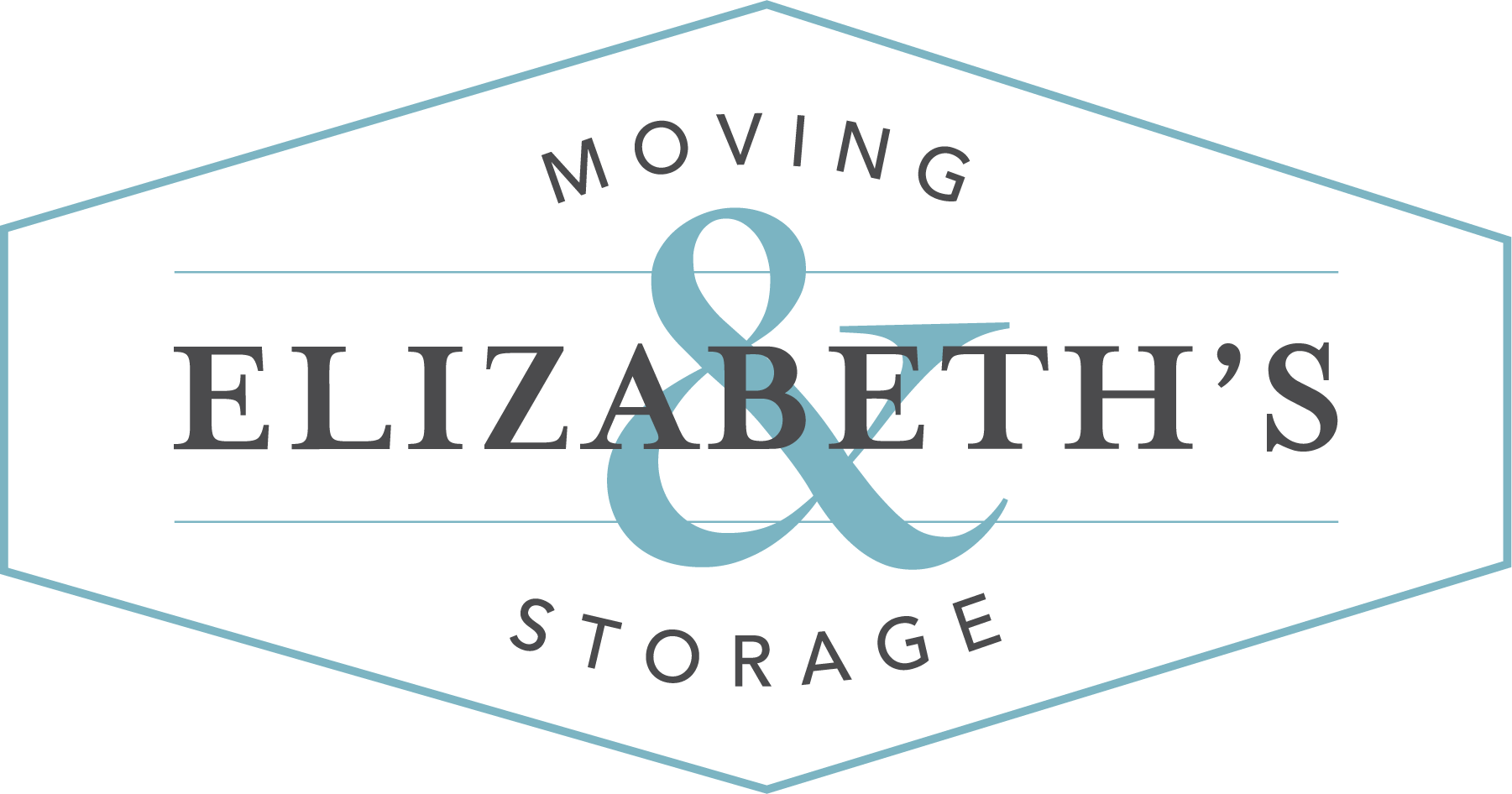 Elizabeth's Moving and Storage Logo
