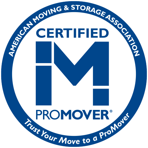 Certified Pro Mover Seal