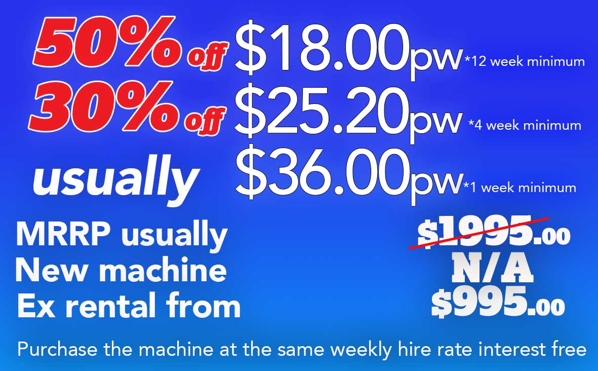 spin bike rent buy hire home fitness