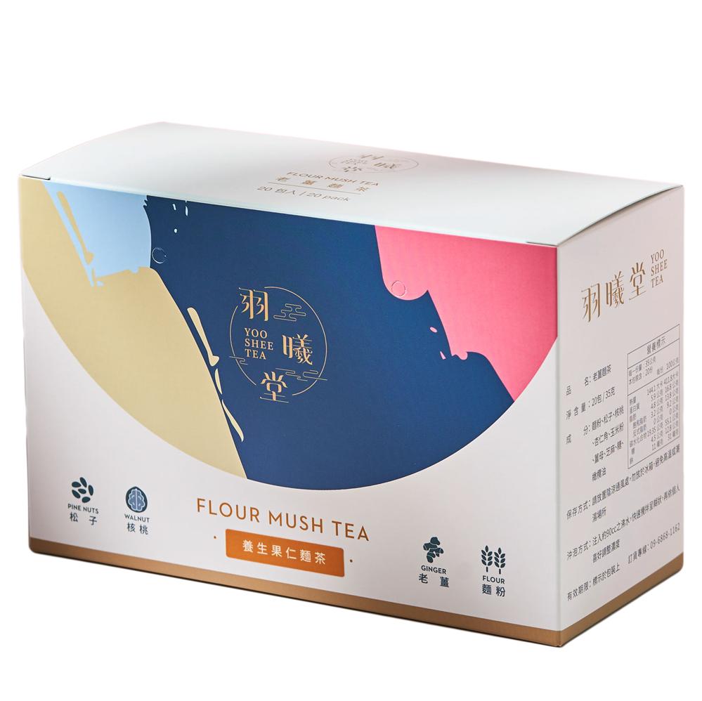 核���養生麵茶