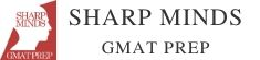 Sharp Minds GMAT Prep