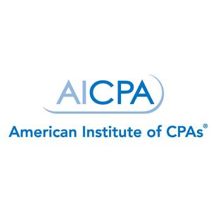 AICPA: American Institute of CPAs Logo
