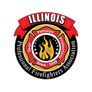 Illinois Professional Firefighters Association Logo