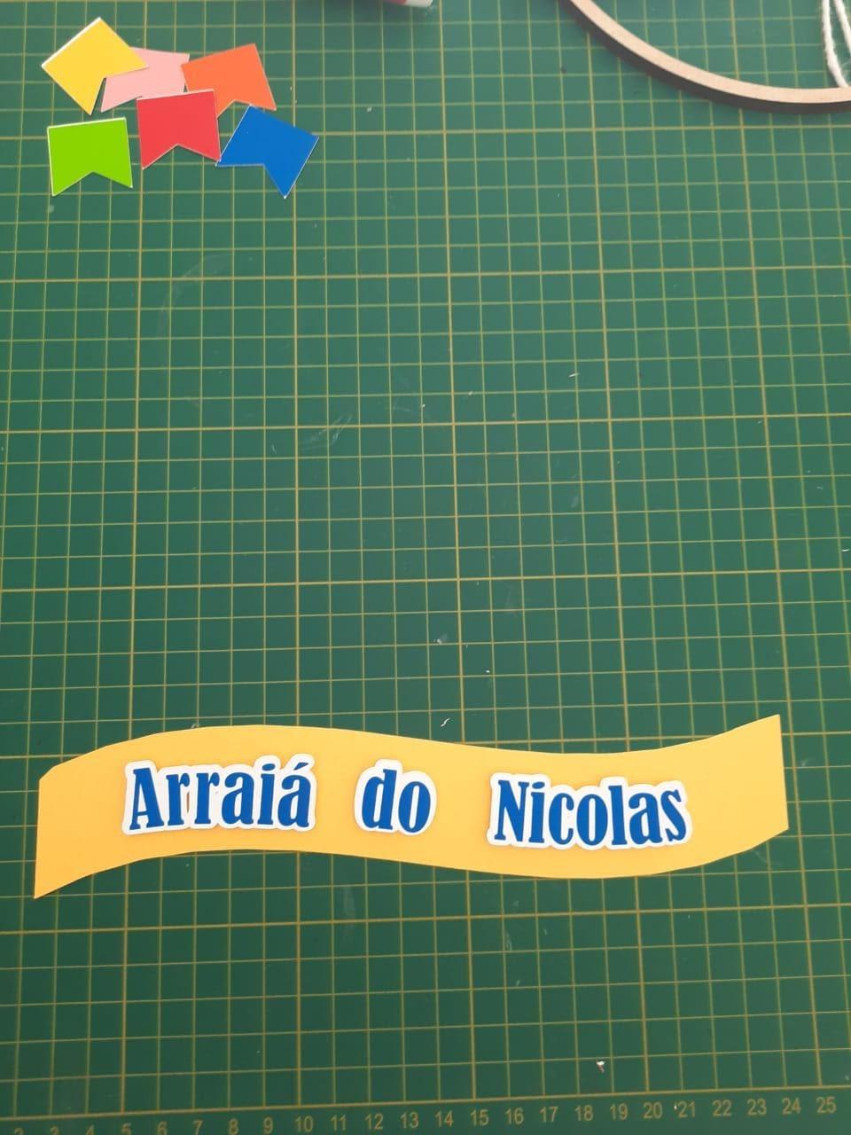 Uma imagem contendo verde, amarelo, azul, mesaDescrição gerada automaticamente